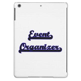 Event Organizer Classic Job Design iPad Air Cover