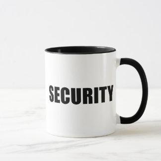 Event Security Crew Mug