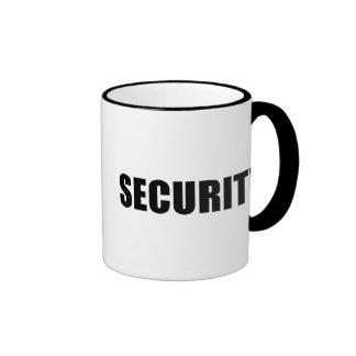 Event Security Ringer Mug