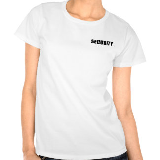 Event Security Tshirts