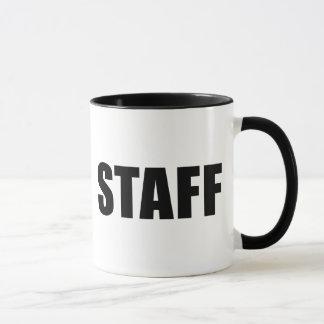 Event Staff Security Crew Gear Mug