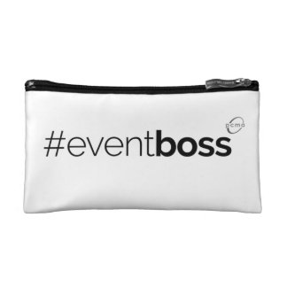 #eventboss cosmetic bag