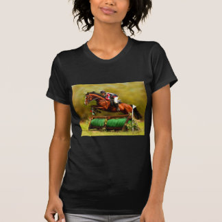 Eventer - Horse Art T-Shirt