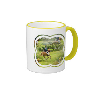Eventing Horse Coffee Mug
