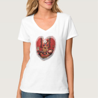 Ever After High Lizzie Hearts T-Shirt