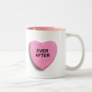 EVER AFTER Two-Tone COFFEE MUG