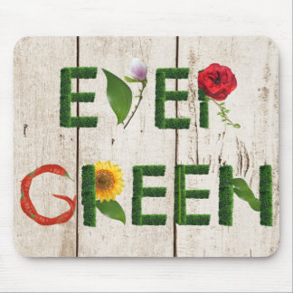 Ever Green Ecologist Mousepad