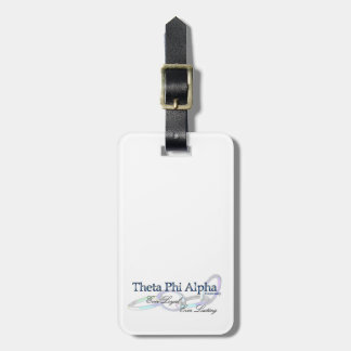 Ever Loyal Ever Lasting 4 Color Luggage Tag