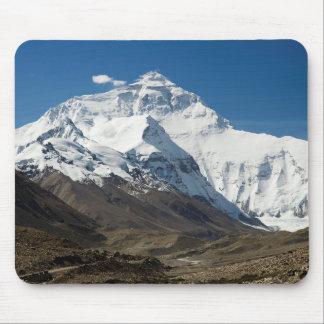 Everest_North_Face_toward_Base_Camp_Tibet_Luca_Gal Mouse Mat