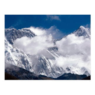 Everest Peak Postcard