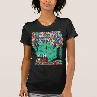 Everett_ Day Of The Dead, Bird Art, Funny, Cute T-Shirt