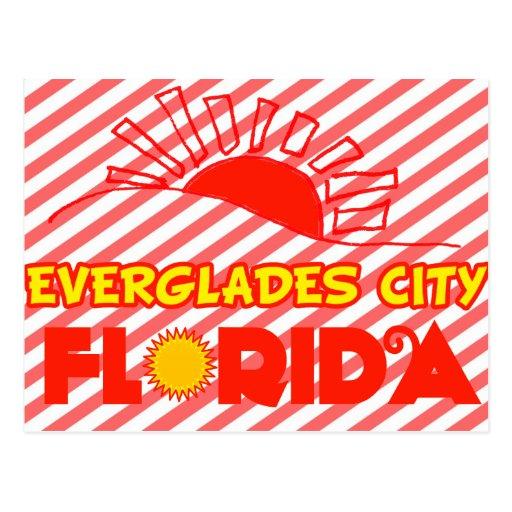 Everglades City, Florida Postcards