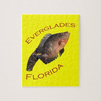 everglades florida jigsaw puzzles