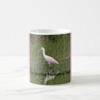 Everglades National Park ceramic mug
