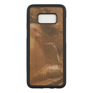 Everglades - National Park in Florida Carved Samsung Galaxy S8 Case