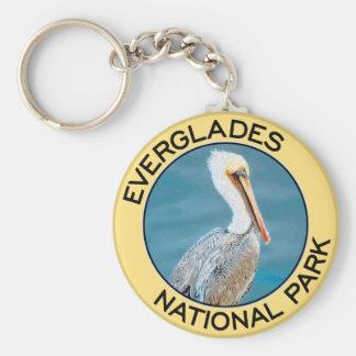 Everglades National Park Key Ring