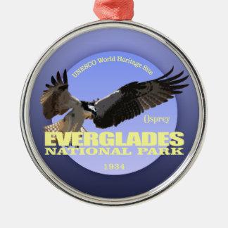 Everglades NP (Osprey) WT Christmas Ornament