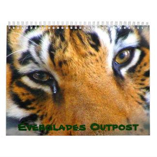 Everglades Outpost 2018 Calendar
