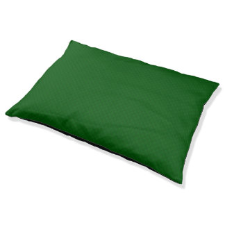 Evergreen Pine Green Stitched Quilted Pattern