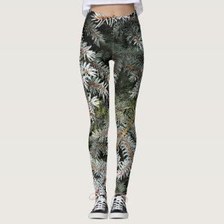 Evergreen tree | leggings