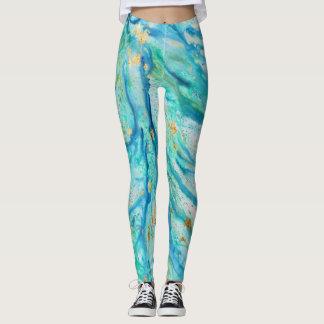 Everlast, Everlast, Everlast -Art Yoga Pants