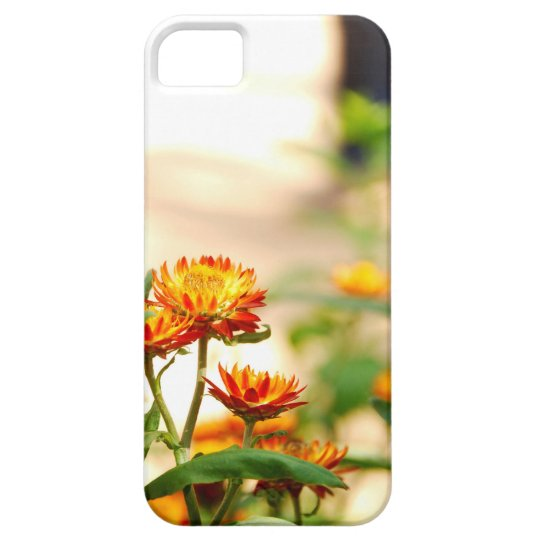 Everlasting Flowers Case For The iPhone 5