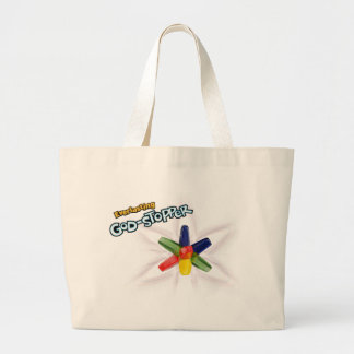 Everlasting God-stopper Large Tote Bag