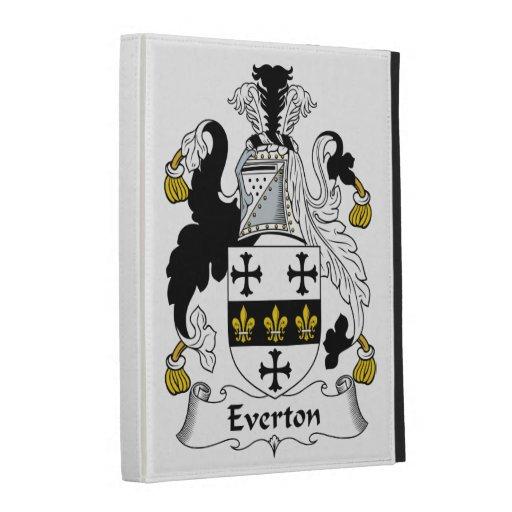 Everton Family Crest iPad Case