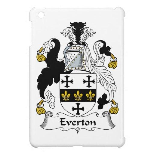 Everton Family Crest iPad Mini Cases