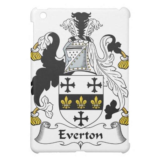 Everton Family Crest Case For The iPad Mini