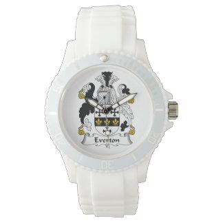 Everton Family Crest Wristwatch