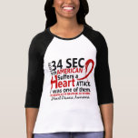 Every 34 Seconds Me Heart Disease / Attack Shirt