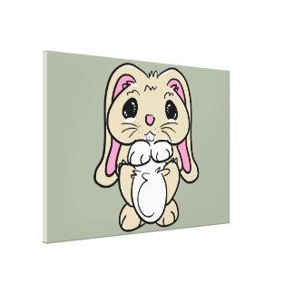 Every Bunny's Friend Canvas Print