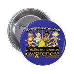 Every Child Deserves A Future Childhood Cancer Badges