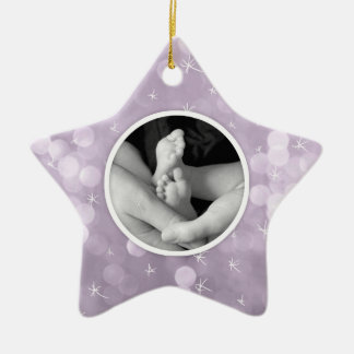 """Every child..."" Quote Personalised Star Ornament"