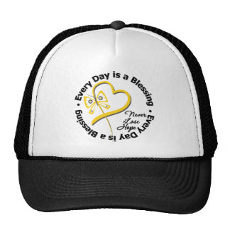 Every Day is a Blessing - Hope Bladder Cancer Mesh Hats
