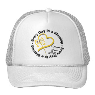 Every Day is a Blessing - Hope Bladder Cancer Hats