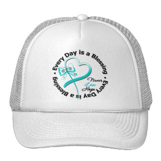 Every Day is a Blessing - Hope Cervical Cancer Cap