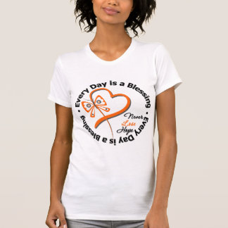 Every Day is a Blessing - Hope Leukemia T Shirts