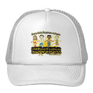 Every Deserves A Future Childhood Cancer Cap