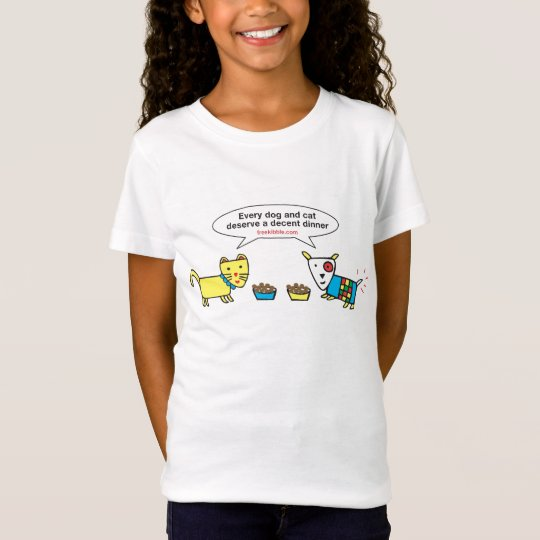"""Every Dog and Cat"" Kids Tee"