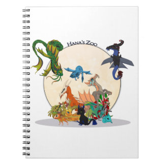 Every Dragon Ever Notebook