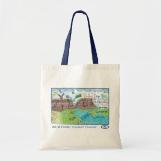 Every Drop Takes a Long Journey Tote Bag
