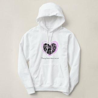 Every heart has a secret hoodie