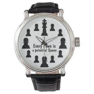 Every pawn watch