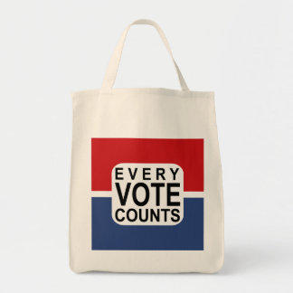 Every Vote Counts Tote