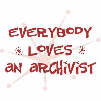 Everybody Loves An Archivist Photo Cutout