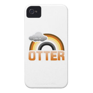 Everybody Loves an Otter Case-Mate iPhone 4 Cases