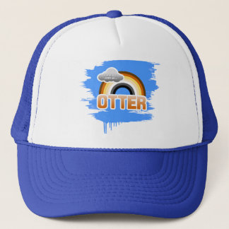 Everybody Loves an Otter Trucker Hat