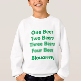 Everybody Loves Beer Sweatshirt